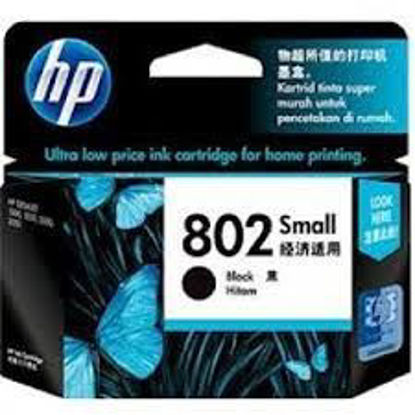 Picture of HP 802 Small Ink Cartridge - Black