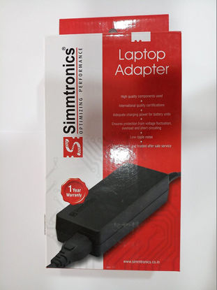 Picture of SIMMTRONICS Hp Compaq 320 420 430 450 500 510 540 550 610 620 630 650 Series Compatible Ac Adaptor