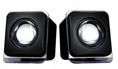 Picture of USB2.0 Powered Mini speaker for pc/laptop