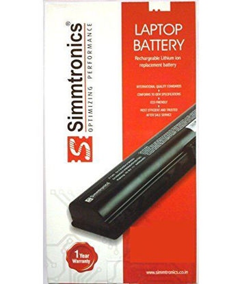 Picture of SIMMTRONICS Compatible Laptop Battery for HP G4 G6 G7 G32 G42 G56 G62 G72 Envy 17 Series MU06