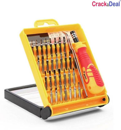 Picture of Jackly 32 IN 1 Magnetic Standard Screwdriver tool kit