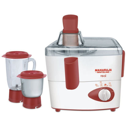 Picture of Maharaja Whiteline JMG Real Happiness JX-102 (Happiness Red and White)