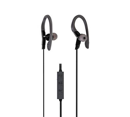 Picture of Zebronics BE350 Bluetooth wireless headset headphone earphone for Mobile Laptop - Black