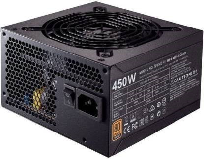 Picture of Cooler Master MPW4502 ACABW-IN 450 Watts PSU SMPS