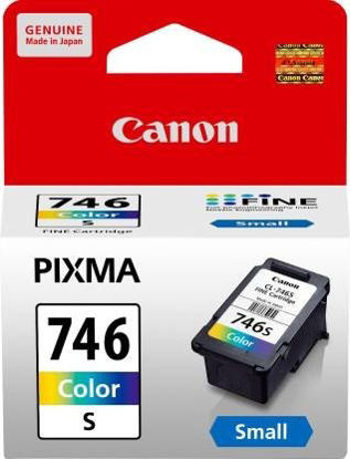 Picture of Canon CL 746 S Multicolor Ink  (Magenta, Cyan, Yellow)