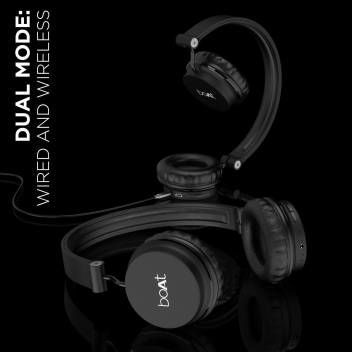 Picture of BOAT Rockerz 410 Bluetooth Headphone