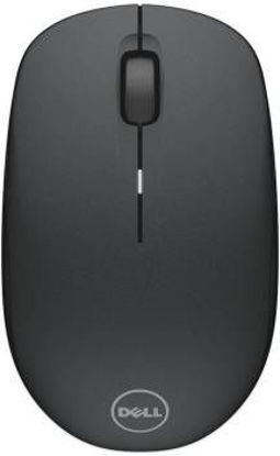 Picture of Dell WM126 Wireless Optical Mouse  (USB, Black)