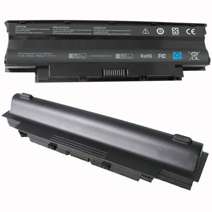 Picture of Dell Inspiron 13R-T510 Laptop Battery Rechargeable Compatible 9 Cell