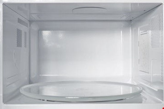 Picture of Microwave glass plate not spinning