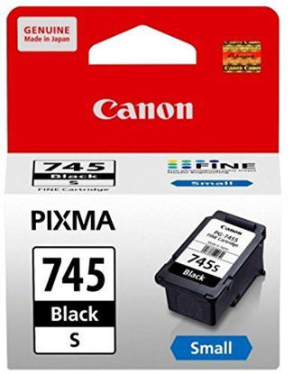 Picture of Canon Pixma PG745s (Small) Ink Cartridge (Black)