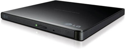 Picture of LG GP65NB60 External DVD Writer  (Black)