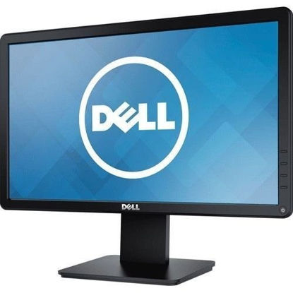 Picture of Dell 18.5 inch (47 cm) LED Monitor  HD Ready, TN Panel with VGA, HDMI Ports - D1918H (Black