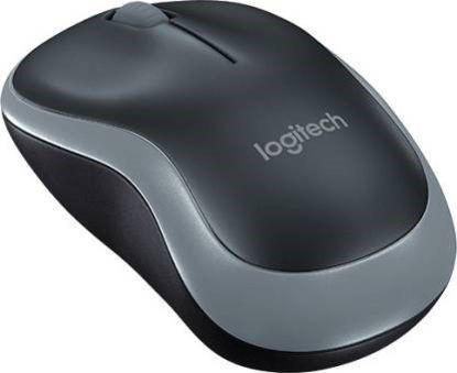 Picture of Logitech M185 Grey Wireless Optical Mouse