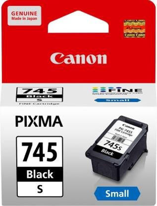 Picture of Canon PG 745S Single Color Ink Cartridge  (Black)