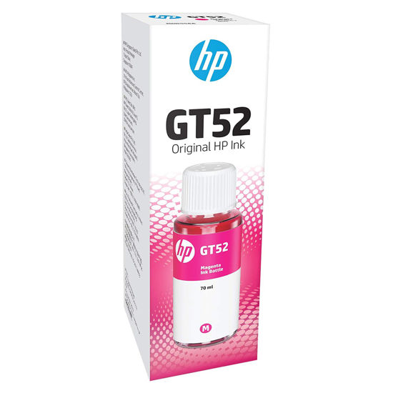 Picture of HP GT52 Ink Bottle (Magenta)