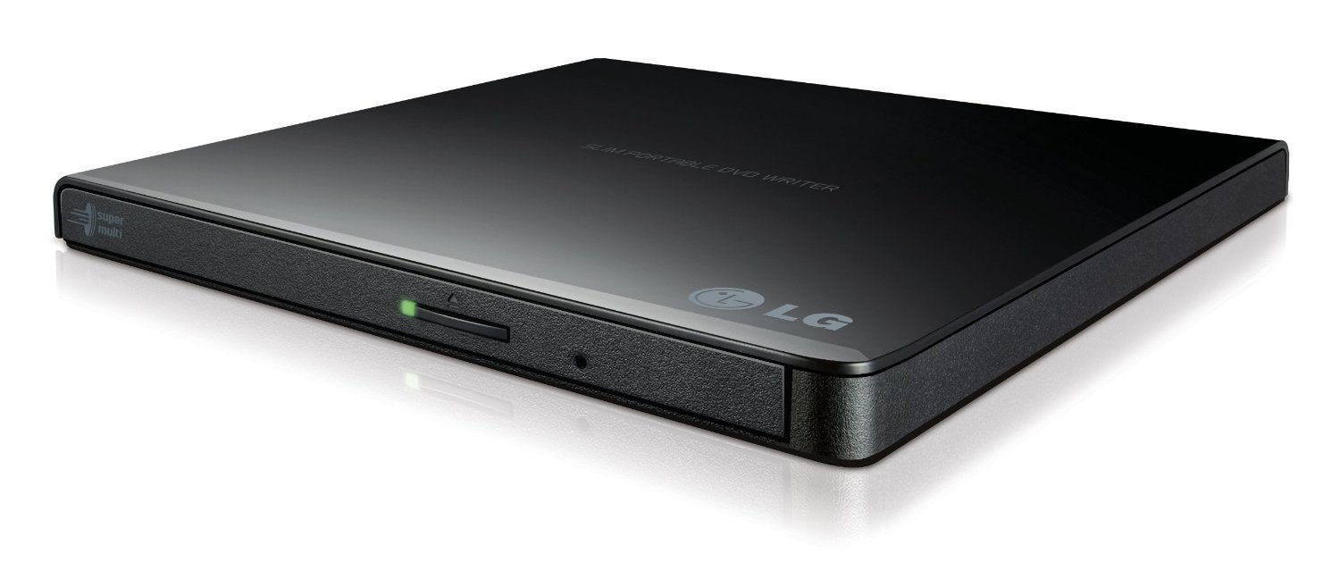 Picture of LG GP65NB60 External DVD Writer (Black) usb dvd writer